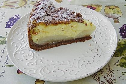 Birnen - Zupfkuchen 1