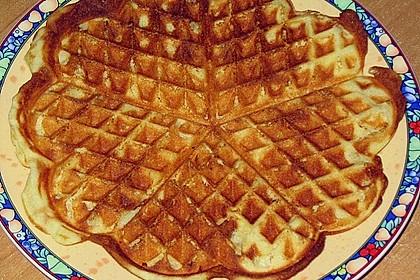 Butter - Biskuit - Waffeln