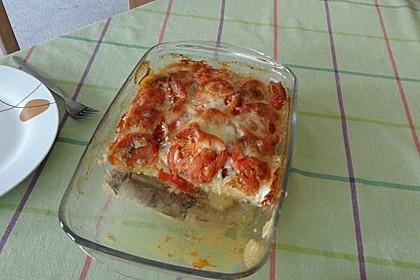 Tomaten - Mozzarella - Kartoffeln (Bild)