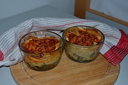 Spinat - Lasagne, würzig 3