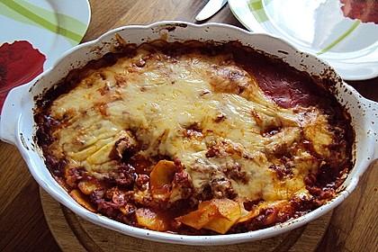 Hackfleisch - Tomaten - Kartoffel - Gratin