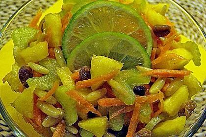 Vitaminsalat (Bild)