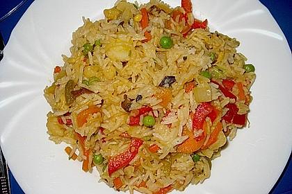 Chinesische Reispfanne 2