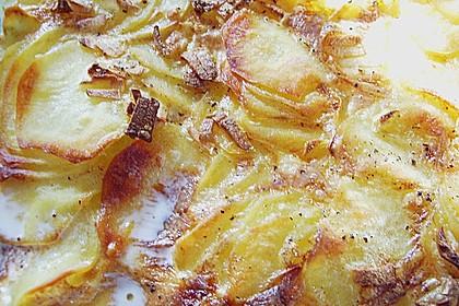 Klassisches Kartoffelgratin 14
