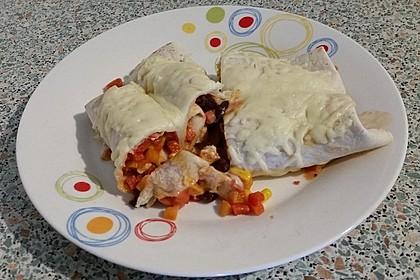 Hühnchen-Enchiladas 19