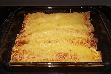 Hühnchen-Enchiladas 16