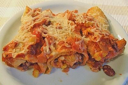 Hühnchen-Enchiladas 10
