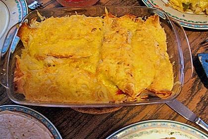 Hühnchen-Enchiladas 23