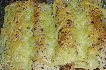 Hühnchen-Enchiladas 22