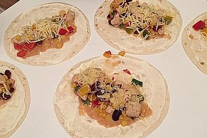 Hühnchen-Enchiladas 15