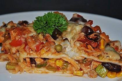 Hühnchen-Enchiladas 5