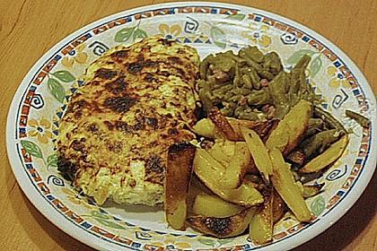 Schmandschnitzel provenzalisch 3