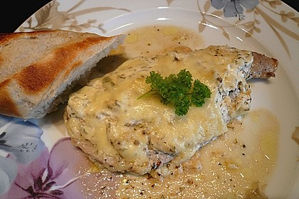 Schmandschnitzel provenzalisch 1