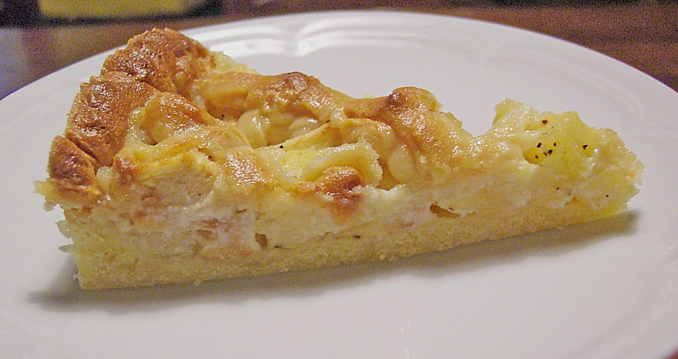 Apfel Marzipan Torte Von Hauchzart Chefkoch De