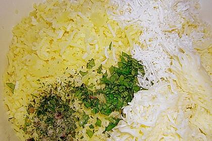 Italienisches Käse - Kartoffelpüree aus dem Ofen 8
