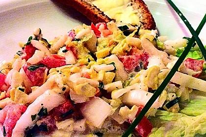 Chinakohl - Salat 8