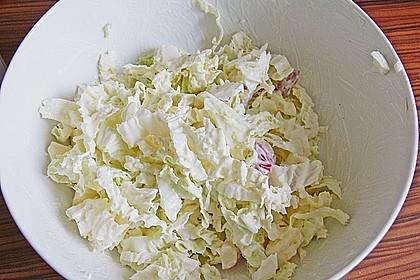 Chinakohl - Salat 20