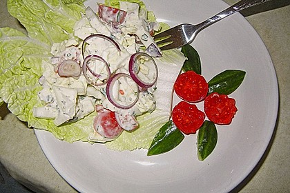 Chinakohl - Salat 16
