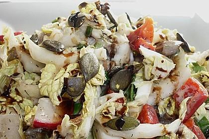 Chinakohl - Salat 12