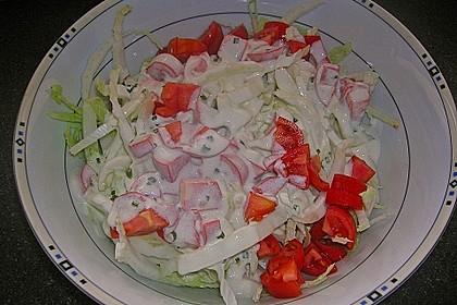 Chinakohl - Salat 17