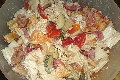 Chinakohl - Salat 19