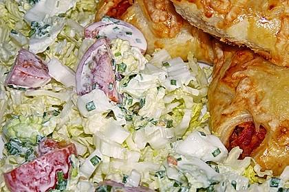 Chinakohl - Salat 2