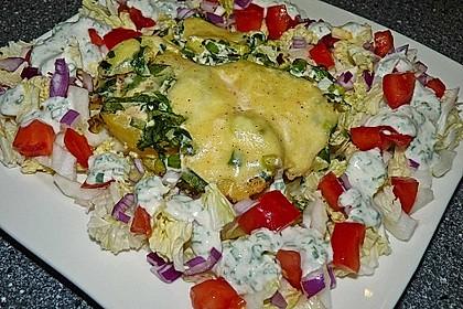 Chinakohl - Salat 1
