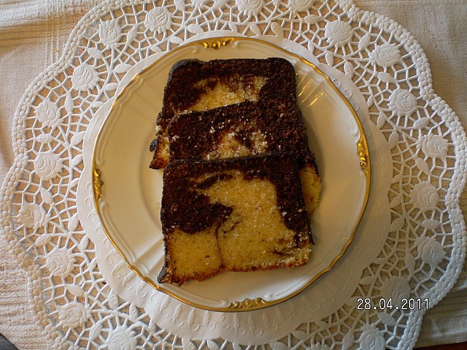 Laras Nutella Marmorkuchen Von Lari Chefkoch De
