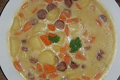 Das Rezept für Kartoffelsuppe 5