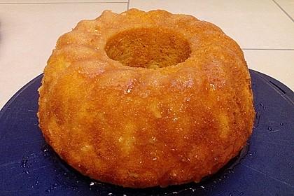Griechischer Grießkuchen Rivani (Bild)