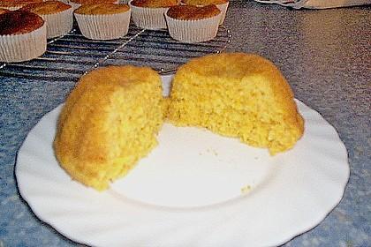 Orangen - Möhren - Muffins (Bild)