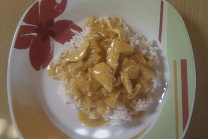 Currysoße 1