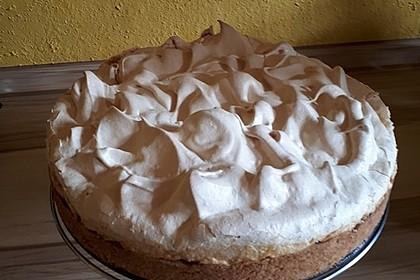 Laras Heidelbeer - Kokos - Kuchen mit Baiser 8