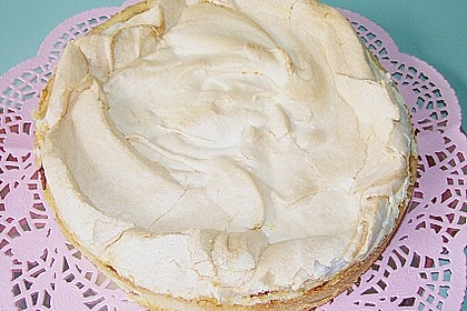 Laras Heidelbeer - Kokos - Kuchen mit Baiser 9