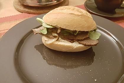 Filet Sandwich (Bild)