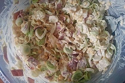 Fruchtig - pikanter Schichtsalat 18