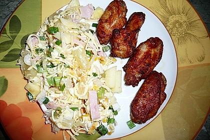 Fruchtig - pikanter Schichtsalat 16