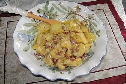 Warmer Kartoffelsalat 4