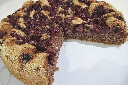 Mandel - Kirsch - Kuchen 2