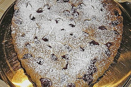 Mandel - Kirsch - Kuchen 1