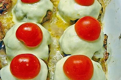Mozzarella - Frikadellen 4