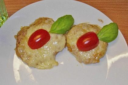 Mozzarella - Frikadellen 6