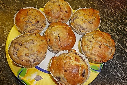Himbeer - Vanille - Muffin 6