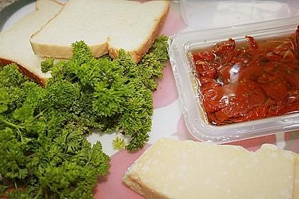 Schweinefiletmedaillons mit Parmesan - Tomaten - Kruste 23