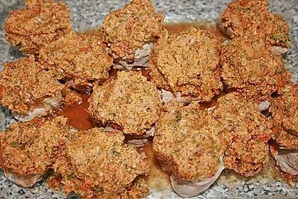 Schweinefiletmedaillons mit Parmesan - Tomaten - Kruste 27