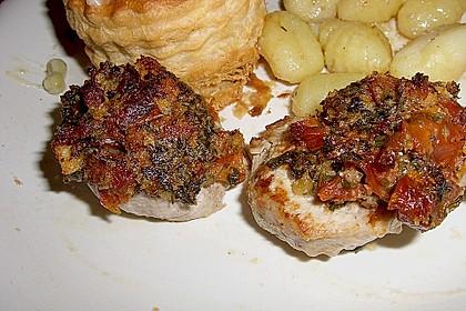Schweinefiletmedaillons mit Parmesan - Tomaten - Kruste 13