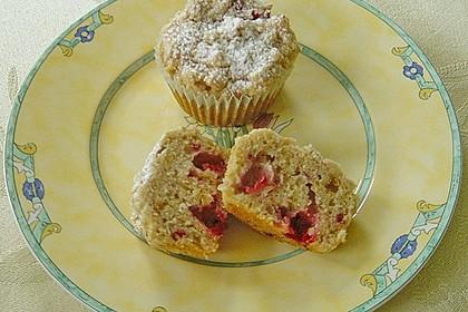 Himbeer - Streusel - Muffins 2