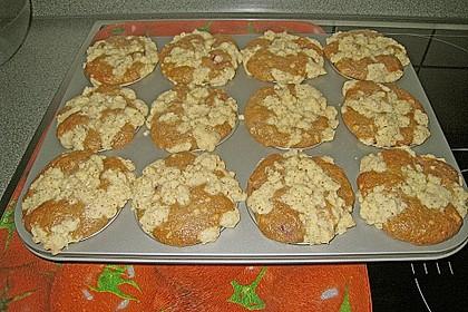 Himbeer - Streusel - Muffins 6