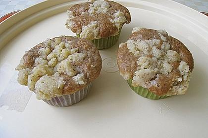Himbeer - Streusel - Muffins 4