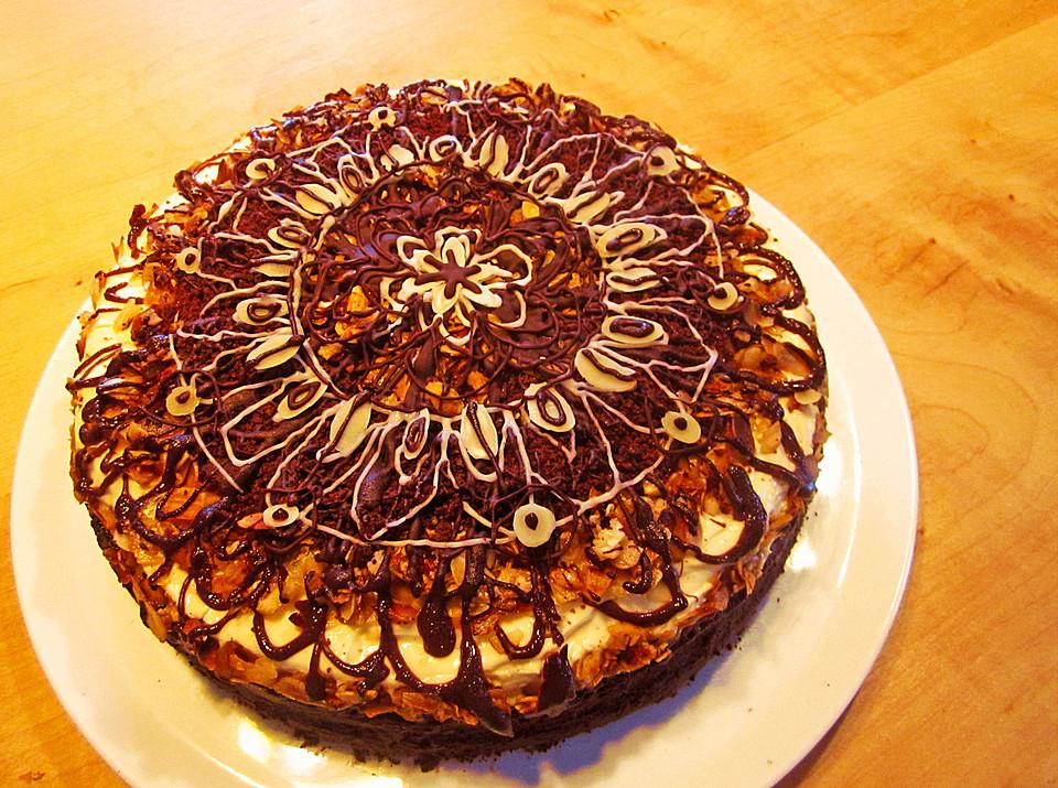 Bananen Schoko Kuchen Von Anna05 Chefkoch De